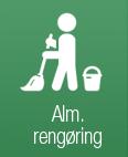 hjemmeservice og rengøring
